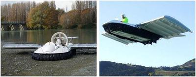 принцип работы лодок на воздушной подушке