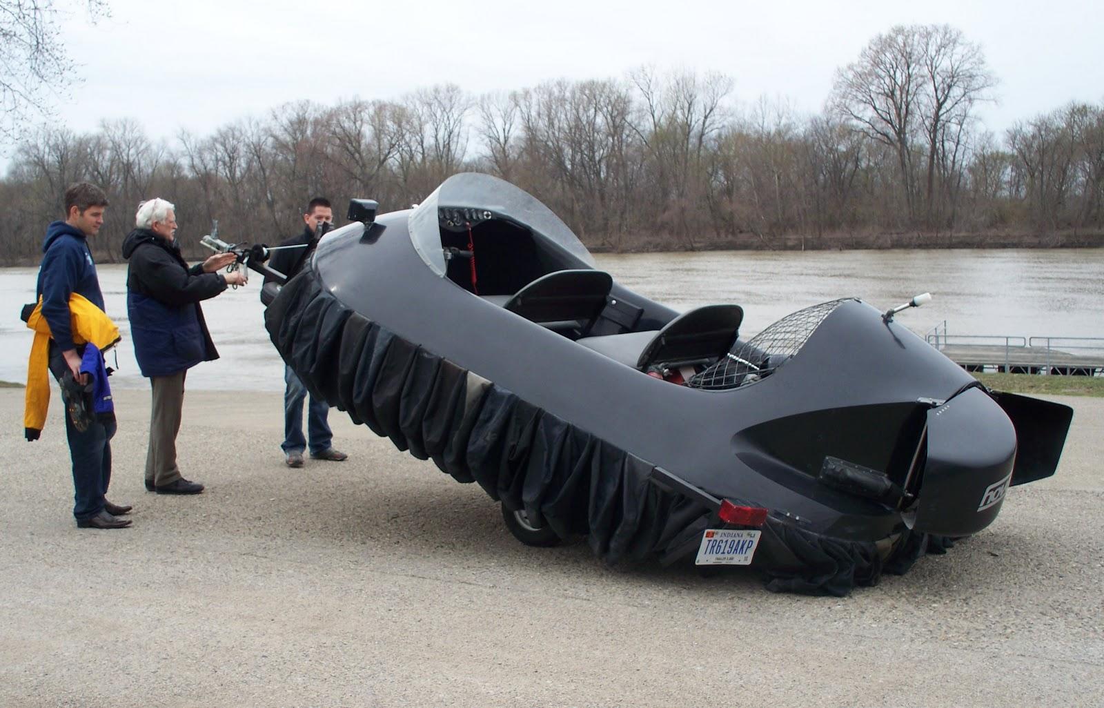 Катер на воздушной подушке построить своими руками