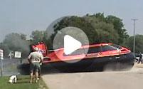 Судно на воздушной подушке Hover Shuttle